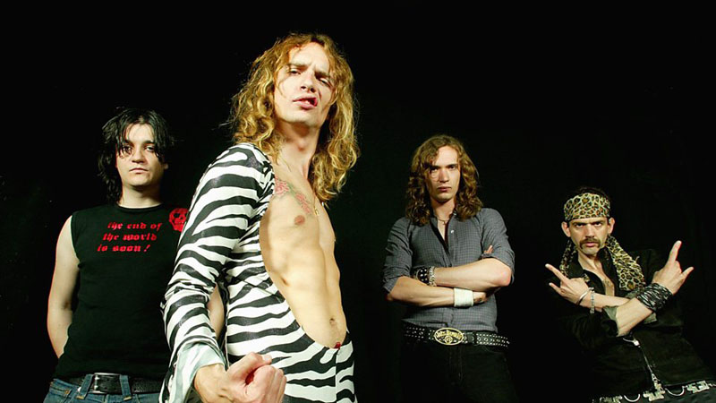 The Darkness, Toto, Music, Tour, TotalNtertainment, London