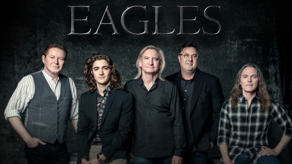 The Eagles, Liverpool, World Tour, Totalntertainment, Music