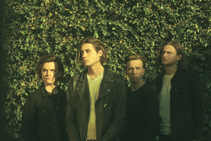 The Faim, Aussie, UK tour, TotalNtertainmnet, Music, New Single
