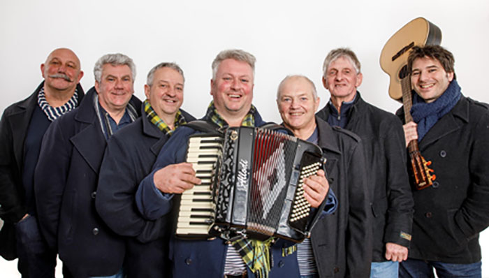 The Fisherman's Friends, Music, Tour, Sheffield, TotalNtertainment