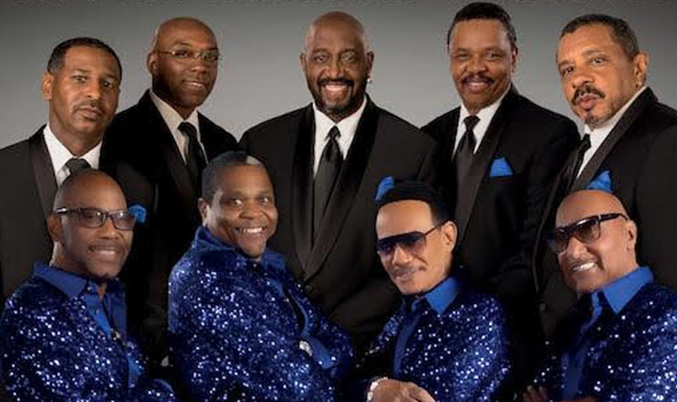 The Four Tops, The Temptations, Music, Tour, Leeds, TotalNtertainment