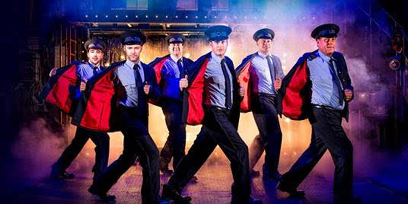 The Full Monty, Chester, TotalNtertainment, Musical, Tour, Theatre