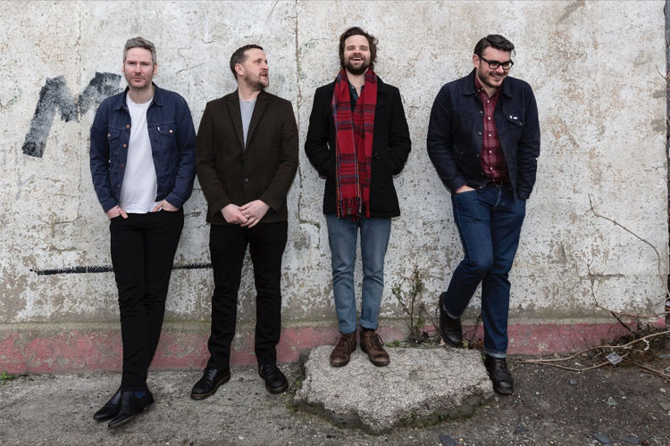 The Futureheads, Music, Tour, Leeds,, TotalNtertainment
