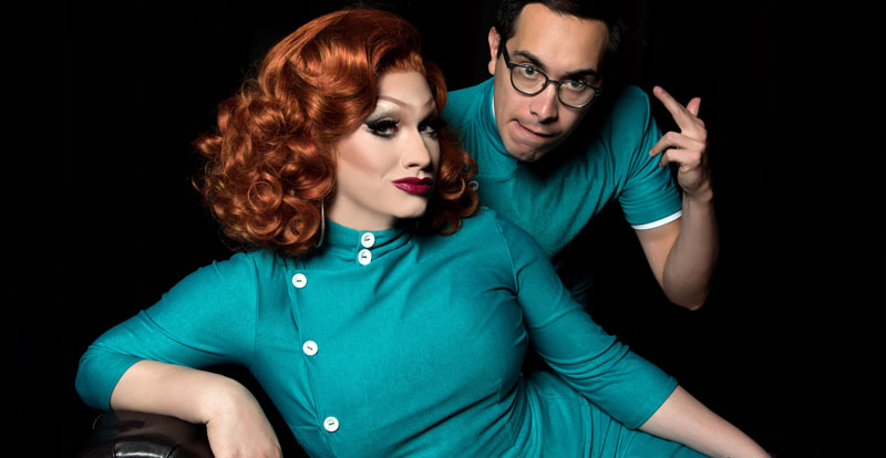 The Ginger Snapped, Theatre, Drag, Comedy, Manchester, TotalNtertainment
