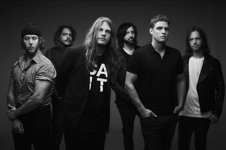 The Glorious Sons, Music, Tour, TotalNtertainment, Manchester