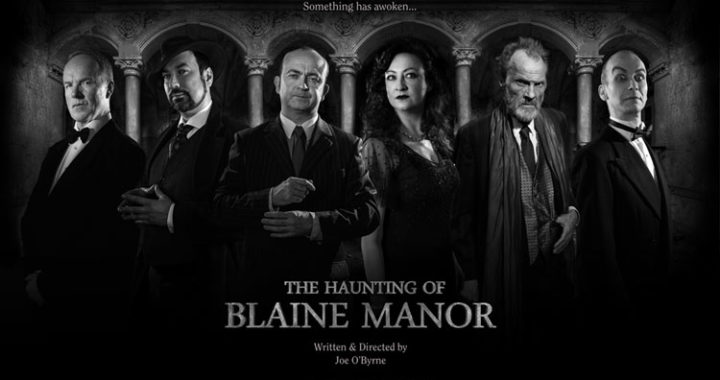The Haunting of Blaine Manor – Tour 2019