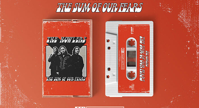 The Howlers Limited Edition Cassette from Chalkpit