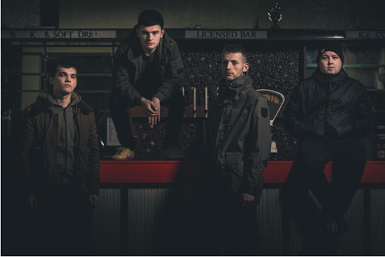 The Illicits, Music, Tour, Sheffield, TotalNtertainment, New Single