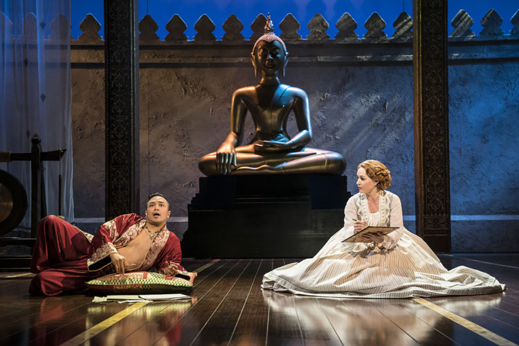 The King and I, Review, Musical, Theatre, Gillian Potter-Merrigan, TotalNtertainment