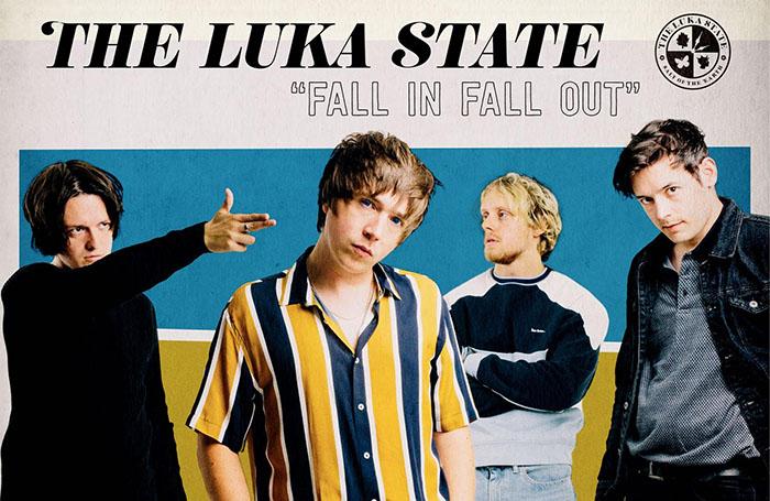 The Luka State, Music, New Single, New Album, TotalNtertainment