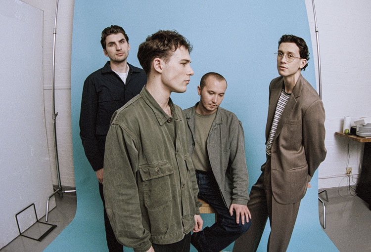 The Magic Gang, Music, New Album, Death of the Party, TotalNtertainment, Review Chris High