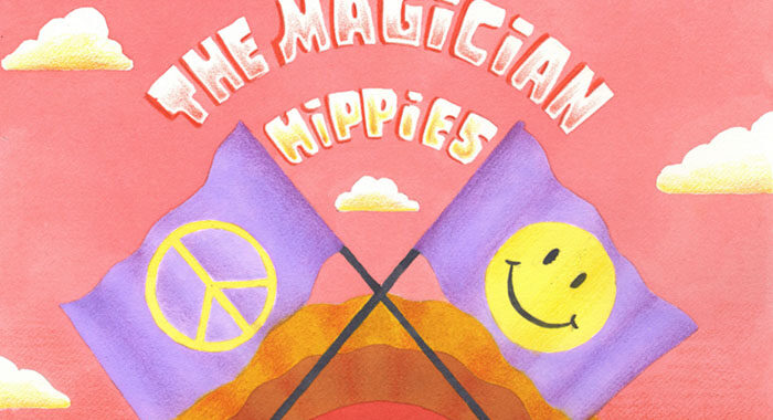 'Hippies' the new release from The Magician