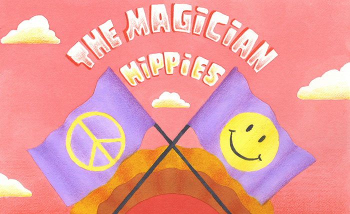 The Magician, Hippies, Two Another, Music, New Release, TotalNtertainment