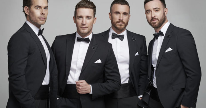 The Overtones talk to TotalNtertainment