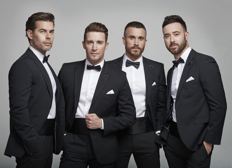 The Overtones, Music, Tour, TotalNtertainment