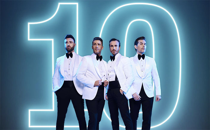 The Overtones, Music, New Release, 10, TotalNtertainment