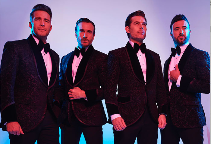 The Overtones, Rose Tinted, New Single, Music, TotalNtertainment