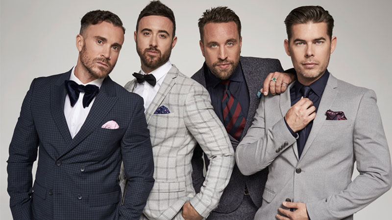 10 Questions with …. The Overtones