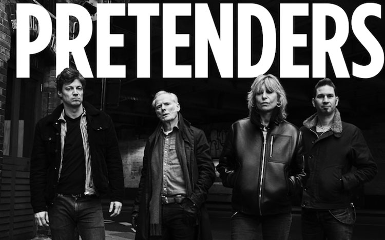 The pretenders, Hate For Sale, New Album, Music, TotalNtertainment