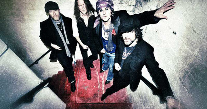 The Quireboys confirm Troy Redfern as special guest