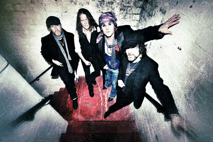 The Quireboys, Music, Tour, Manchester, TotalNtertainment, A Bit Of What You Fancy