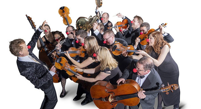 The Rainer Hersch Orkestra – New Year's Eve Bash