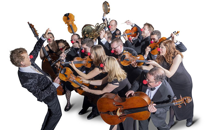 The Rainer Hersch Orkestra, Comedy, New Years Eve, TotalNtertainment