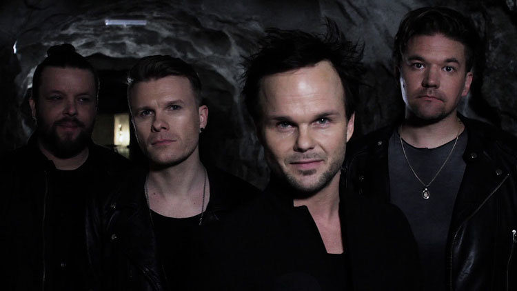 The Rasmus, Music, Tour, Manchester, TotalNtertainment