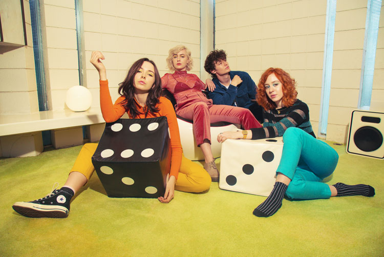 The Regrettes, Music, Tour, Manchester, TotalNtertainment