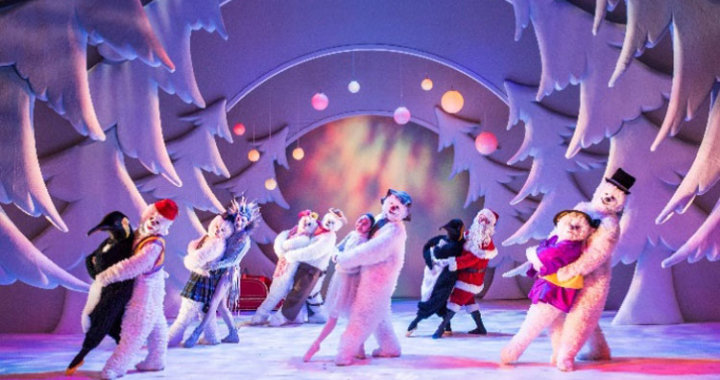 Festive Favourite 'The Snowman' returns to The Opera House