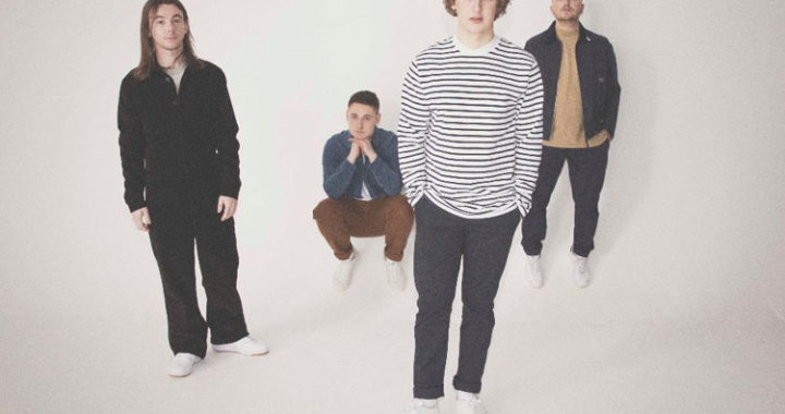 The Snuts get retro in video for new single  'Elephants'.
