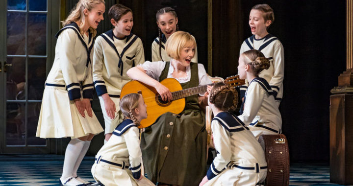 The Sound of Music comes to Storyhouse