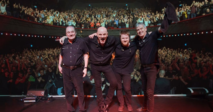 The Stranglers reschedules tour to 2021