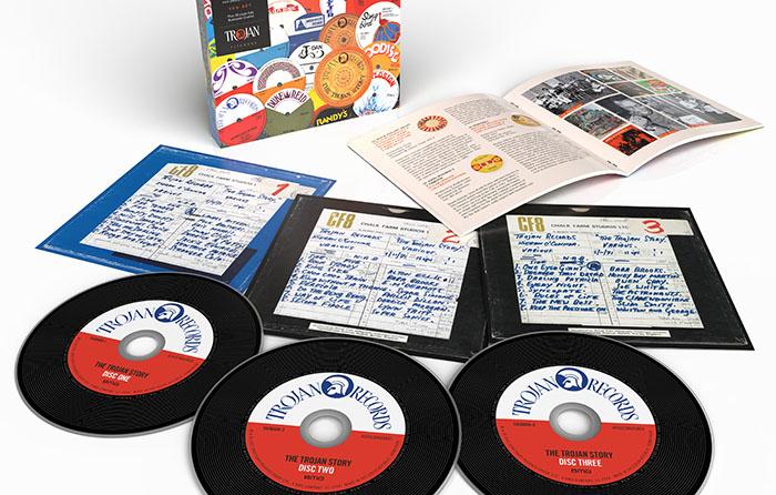 The Trojan Story, Trojan Records, Music, 50th Anniversary, TotalNtertainment