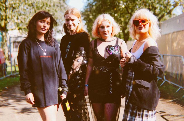 The Van T's, New Single, Scottish, Music, Seeing Stars