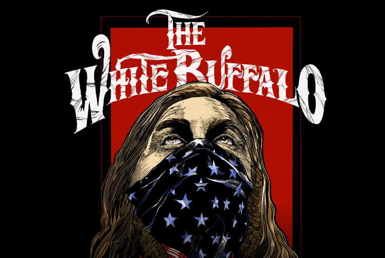 The White Buffalo, All Request Show, Belly Up Tavern, Music, Live Stream, TotalNtertainment