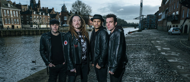 The Wildhearts, Tour, Leeds, TotalNtertainment, Music