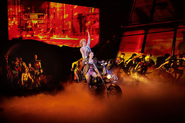 Bat Out Of Hell, Musical, Theatre, Tour, TotalNtertainment