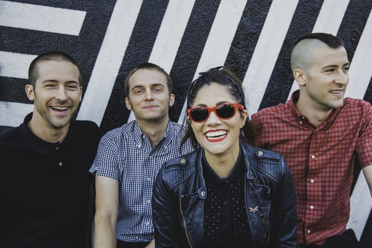 The Interrupters, Music, Tour, Leed, TotalNtertainment