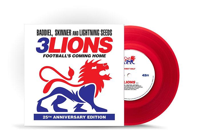Three Lions, Music, New Release, TotalNtertainment, David Baddiel, Frank Skinner