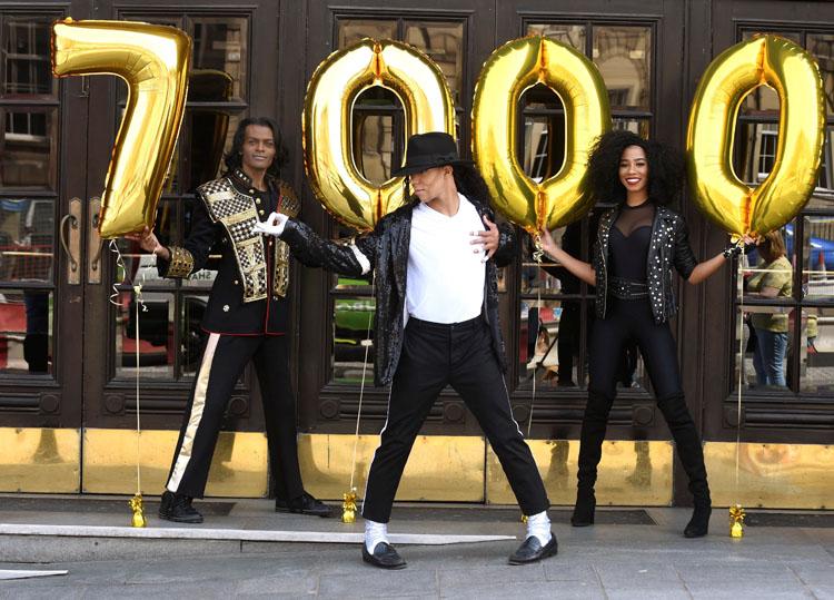 Thriller, Musical, Michael Jackson, Theatre, TotalNtertainment