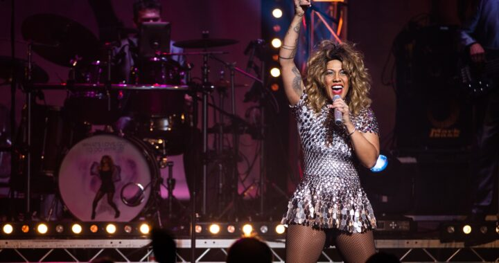 Tina Turner  'What's Love Got To Do With It' tribute