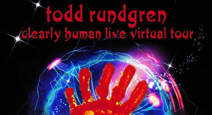 Todd Rundgren virtual tour starts Feb 14th