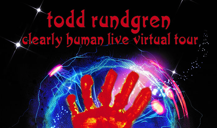Todd Rundgren, Music, Virtual Tour, TotalNtertainment