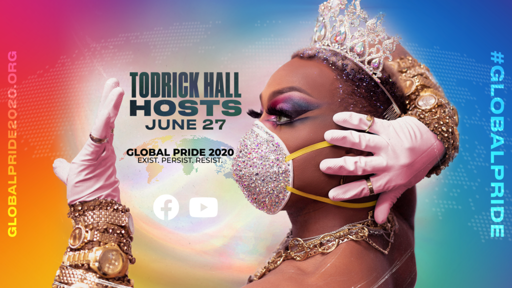 Todrick Hall, Pride, Glitter, Music, New Single