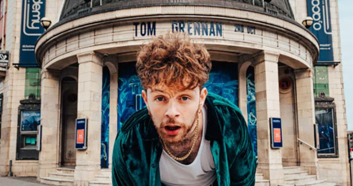 Tom Grennan to perform exclusive virtual showlive