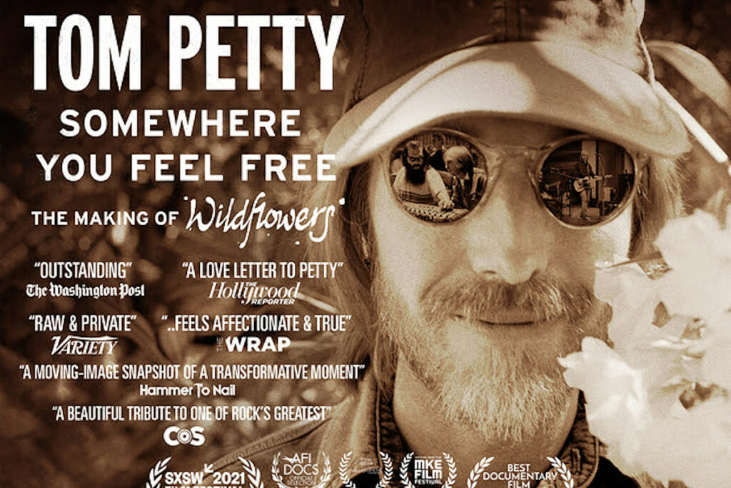 Tom Petty, Finding Wildflowers, Music, TotalNtertainment, New Release, Music Documentary