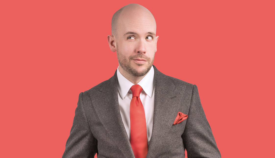 Tom Allen, Comedy, Review, Manchester, totalntertainment