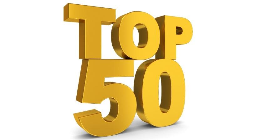 Top 50, Singles, Music, TotalNtertainment, EJ Scanlan