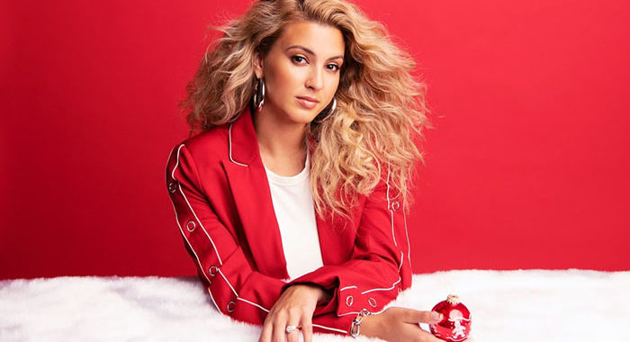 Tori Kelly announces first ever holiday album